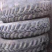 Dunlop Grandtrek MT2. грязь mt, б/у, износ 70%