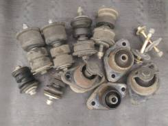 Подушка кузова. Toyota Hilux Surf, LN130W, KZN130W, LN130G, KZN130G, YN130G, VZN130G Двигатели: 2LTE, 1KZTE, 3YE, 2LT, 3VZE