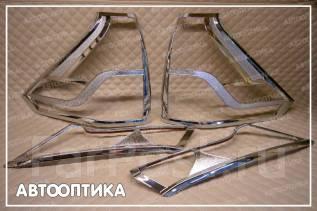 Накладка на стоп-сигнал. Honda CR-V, RE5, RM1, RM4 Двигатели: K24A, R20A, R20A9