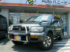 Nissan Terrano. автомат, 4wd, 2.7 (130л.с.), дизель, б/п, нет птс. Под заказ