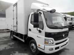 Foton. Изотермический фургон на шасси 1069 (Е-4) от официального дилера, 3 760куб. см., 3 500кг.