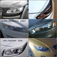 Накладка на фару. Chevrolet: Lacetti, Astra, Captiva, Cruze, Aveo, Lanos, Epica, Vectra Mitsubishi: Eclipse, Galant, Lancer Cedia, Airtrek, Grandis, C...