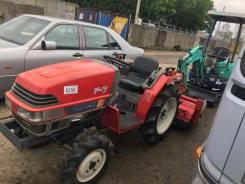 Yanmar. Продам японский трактор F7, 17 л.с.