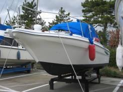 Yamaha FC-26. Год: 2000 год, длина 7,78м., двигатель подвесной, 200,00л.с., бензин. Под заказ