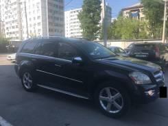 Mercedes-Benz GL-Class. автомат, 4wd, 4.7 (340л.с.), бензин, 170 000тыс. км