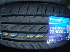 Toledo TL1000. Летние, 2017 год, без износа, 4 шт