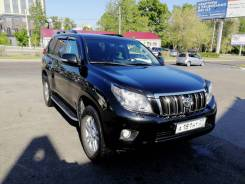 Toyota Land Cruiser Prado. автомат, 4wd, 4.0 (276 л.с.), бензин, 140 000 тыс. км