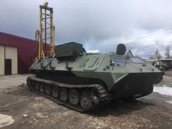 Бурагрегат МТЛБУ. Продается Буровая установка ПБУ на базе вездехода Мтлбу, 6 000куб. см.