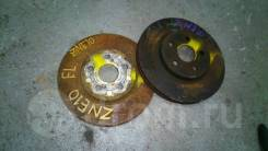 Диск тормозной. Toyota Wish, ANE10, ANE10G, ANE11, ANE11W, ANE12, ZNE10, ZNE10G, ZNE14, ZNE14G Двигатели: 1AZFE, 1AZFSE, 1ZZFE