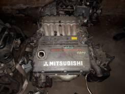 Двигатель в сборе. Mitsubishi: Legnum, Sigma, Galant, Eterna, Emeraude, FTO, Diamante Двигатель 6A12