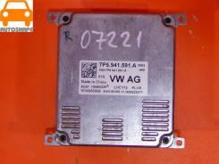 Блок управления LED фарой VAG