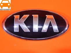 Эмблема переднего бампера Kia Ceed