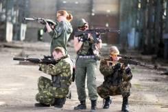 Военно-тактическая смена Battlefield reality