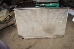 Радиатор охлаждения двигателя. Mitsubishi Carisma, DA2A Двигатель 4G93