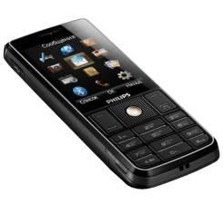 Philips Xenium X623. Б/у, до 8 Гб, Черный, Dual-SIM, Кнопочный