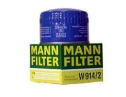 Фильтр масляный MANN-FILTER арт. W9142