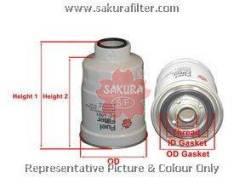 Фильтр топливный fc1001 Sakura арт. FC1001