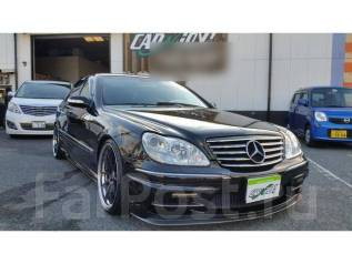 Mercedes-Benz V-Class. автомат, задний, 3.7, бензин, б/п, нет птс. Под заказ