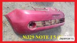 Продажа бампер на Nissan NOTE ZE11, E11, NE11 329