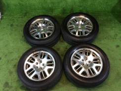"Комплект колес subaru Bridgestone ecopia PZX 215/60 R16 Лето! Жир!. 6.0x16"" 5x100.00 ET48 ЦО 56,1мм."