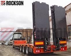Rockson. Продам низкорамный трал тяжеловоз 989140Г-010 c Гидротрапами, 42 000кг.