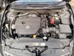 Дефлектор радиатора. Mazda Atenza, GH5AP, GH5AS, GH5AW, GH5FP, GH5FS, GH5FW, GHEFP, GHEFS, GHEFW Mazda Mazda6, GH Двигатель L5VE