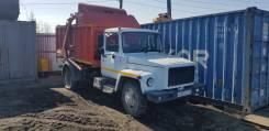 Коммаш КО-440-3. Продается Мусоровоз ГАЗ КО 440-3, 4 750куб. см., 3 180кг. Под заказ