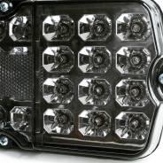 Фонарь задний ГАЗ,УАЗ 12V дымчатый светодиодный, шт
