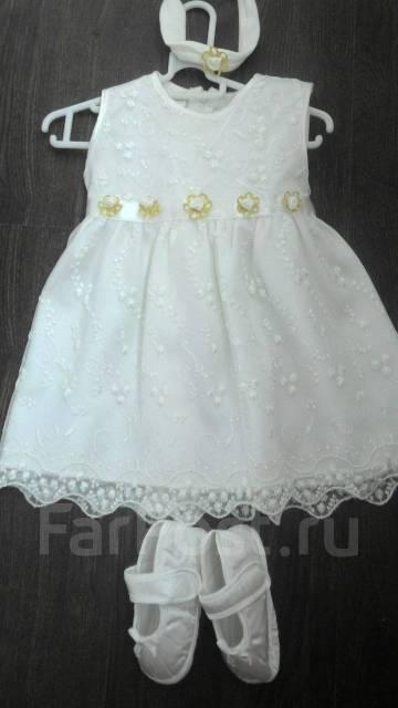 2cd963b9d03 Платье нарядное для малышки - Детская одежда во Владивостоке