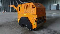 Завод ДМ DM006. Каток тротуарный двухвальцовый ручной DM006. Под заказ
