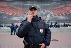 Полицейский. Мобильный взвод ОБ ППСП УМВД России по г. Владивостоку
