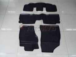 Коврики. Toyota Wish, ZGE25G, ZGE25W Двигатели: 2ZRFAE, 3ZRFAE
