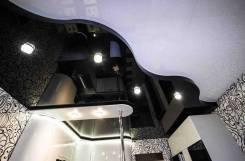 Натяжной потолок, частный мастер,450 руб. кв. м под ключ!