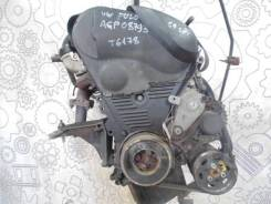 Двигатель в сборе. Volkswagen Polo Двигатель AGP. Под заказ