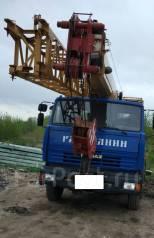 Галичанин КС-55713-1В. Галичанин 25 т 28 м 2012 год с гуськом, 10 850куб. см., 25 000кг., 28м.