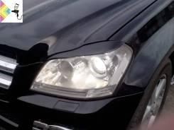 Накладка на фару. Mercedes-Benz GL-Class, X164