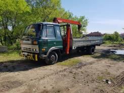 Nissan Diesel. Продам грузовик кран Nissan Disel, 170куб. см., 5 000кг.