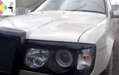 Накладка на фару. Mercedes-Benz E-Class, W124