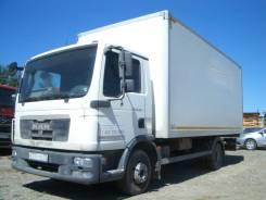 MAN TGL. 12.180 4x2 BB, 2012 г. в., фургон изотермический, 4 600куб. см., 5 900кг.