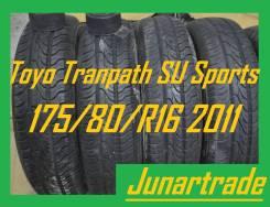 Toyo Tranpath S/U. Летние, 2011 год, 10%, 4 шт