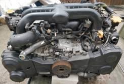 Двигатель в сборе. Subaru Legacy, BL5, BP5 Subaru Outback Двигатель EJ20Y