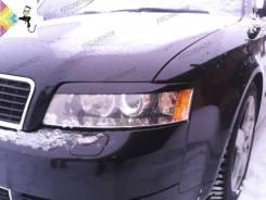 Накладка на фару. Audi A4, 8D2, 8D5 1Z, ACK, ADP, ADR, AEB, AFB, AFN, AGA, AHH, AHL, AHU, AJL, AJM, AKN, ALF, ALG, ALZ, AML, AMX, ANA, ANB, APR, APS...
