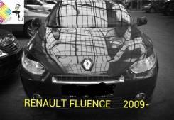 Накладка на фару. Renault Fluence, L30R, L30T Двигатели: K4M, M4R, H4M