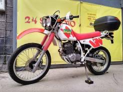 Honda XLR 250 Baja. 249куб. см., исправен, птс, без пробега