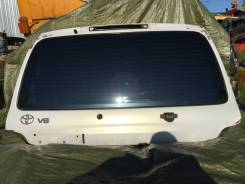 Дверь багажника. Toyota Land Cruiser, FZJ100, HDJ100, HDJ100L, J100, UZJ100, UZJ100L, UZJ100W