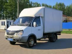 ГАЗ 3302. - изотермический фургон 2006г. в., 2 464куб. см., 1 500кг.