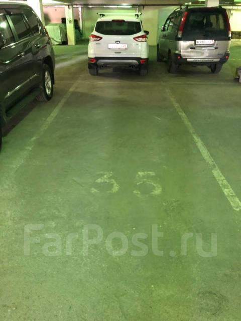 Места парковочные. улица Гамарника 64, р-н Центральный, 20кв.м., электричество. Вид изнутри