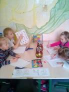 Набор в мини-группу детей 6 лет для занятий по подготовке к школе