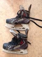 Коньки хоккейные. размер: 39, хоккейные коньки