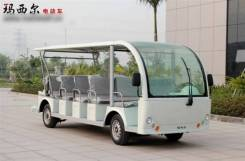 Электромобиль экскурсионный автомобиль на 23 места DN-23. Под заказ